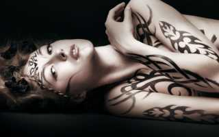 Эскизы татуировок для девушек черно белые рисунки